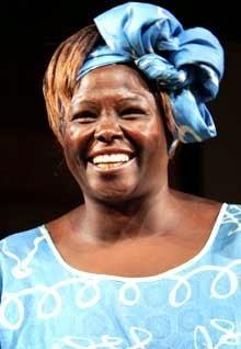 « Nous plantons les graines de la paix, maintenant et pour le futur. »  Wangari Maathai