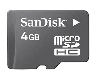 Como saber que clase de microSD tengo?