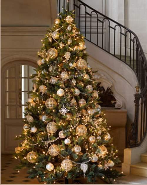 La petit marieta diciembre 2012 - Como adornar mi arbol de navidad ...