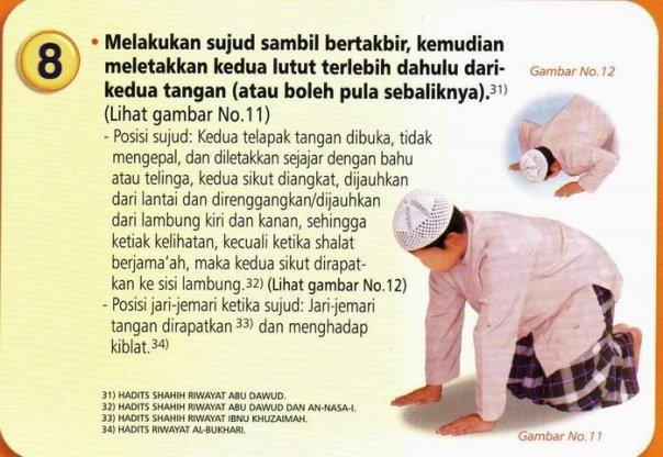 Gambar Tuntunan Shalat Sesuai Sunnah Rasulullah8