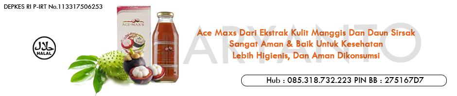 Ace Max's Asli Berkhasiat