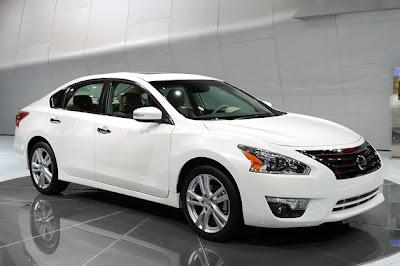 2013 Nissan Altima Release Date