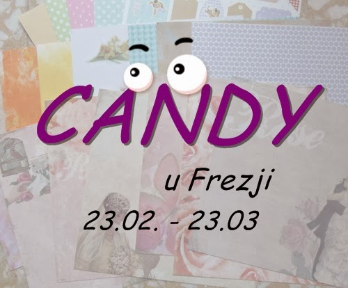 Candy u Frezji do 23 marca