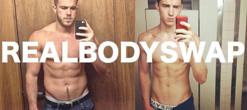 Real Body Swaps