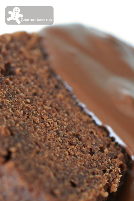 Bake For Happy Kids Chocolate Sour Cream Pound Cake