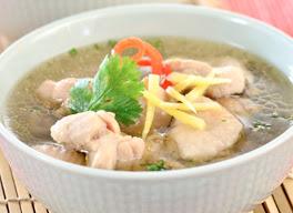 Sup Bawang Putih