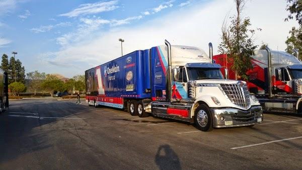 Mike Hamlin Food Truck
