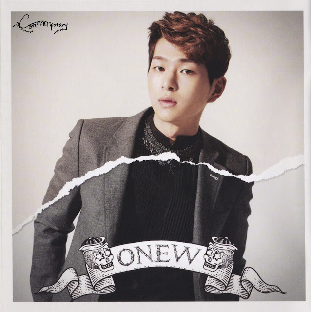 shinee onew boys meet u photobook pic 2