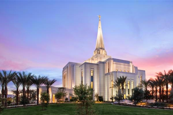 Gilbert, Arizona Temple