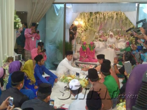 Fizo Omar - Mawar Abdul Karim sah suami isteri