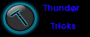 Thunder Tricks