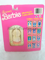Forever Barbie Wedding Miniature collectibles