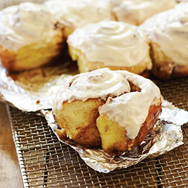 Cinnamon Buns America S Test Kitchen