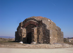 Ermita de San Berto, en Hinojal