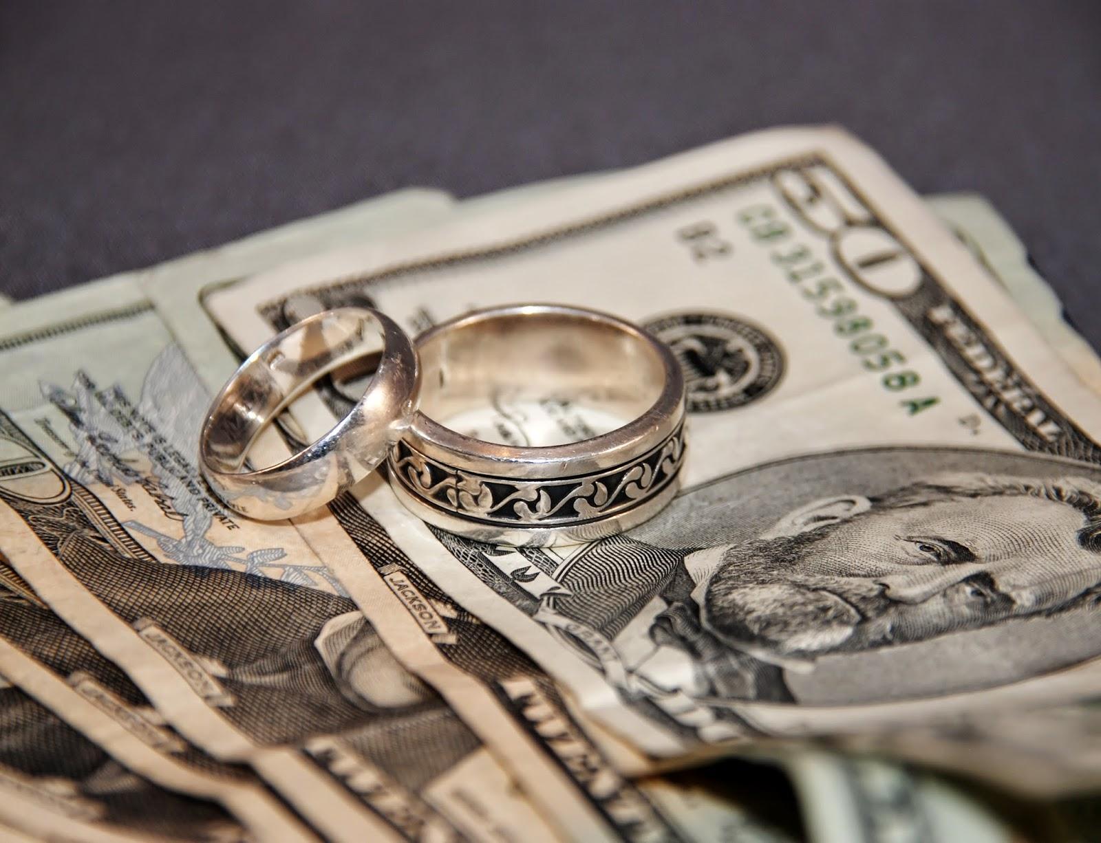 dinero boda anillos video
