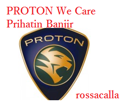 PROTON We-Care Prihatin Banjir
