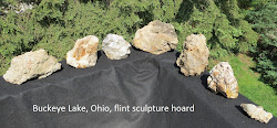 A flint sculpture hoard