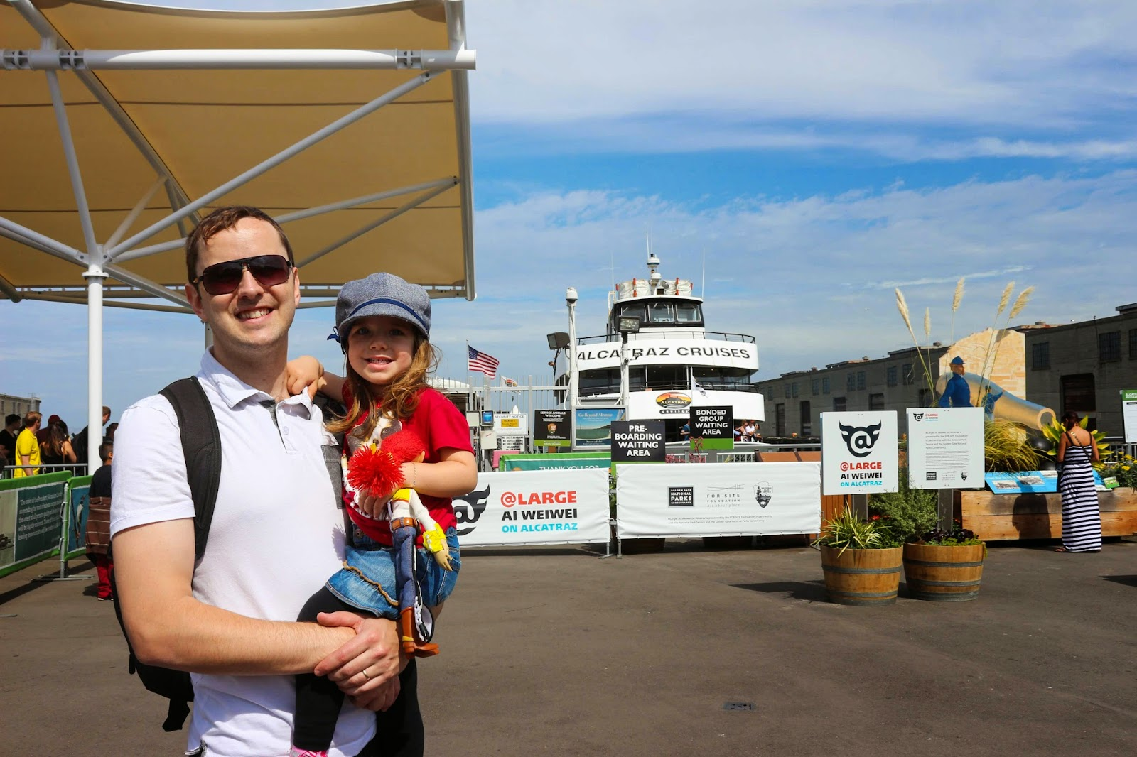 Tour Alcatraz - Pier 33