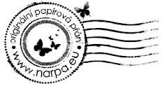 narpa - originální papírová přání
