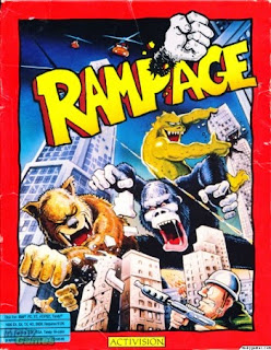 Rampage 1986 pc