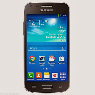 Samsung Galaxy Core Plus user guide manual
