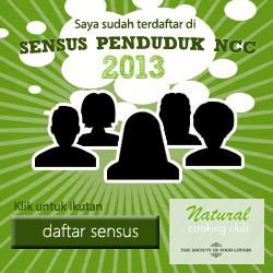 Sensus Penduduk NCC 2013