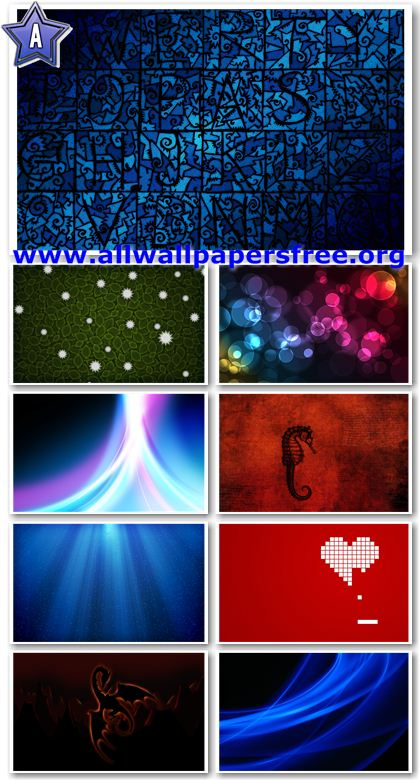 60 Amazing Colorful HD Wallpapers 2560 X 1600 [Set 1]