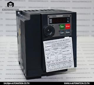 ขาย Inverter Toshiba Model:VFS15-2015PM-W ราคาถูก