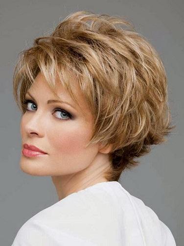 las mujeres maduras son sencillos y prcticos un corte en capas cortas para un look desenfadado o un corte bob corto ideal para mujeres de pelo liso y