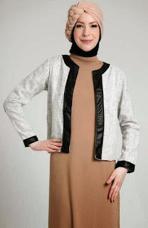 Koleksi model baju hamil muslim modern untuk kerja