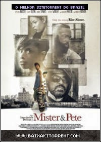 Capa Baixar Filme The Inevitable Defeat of Mister & Pete Torrent (2013) Baixaki Download