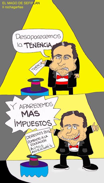TOMAS RUIN Y SU ARTE DE LA MAGIA (COMO EN LA LOTERÍA NACIONAL?)
