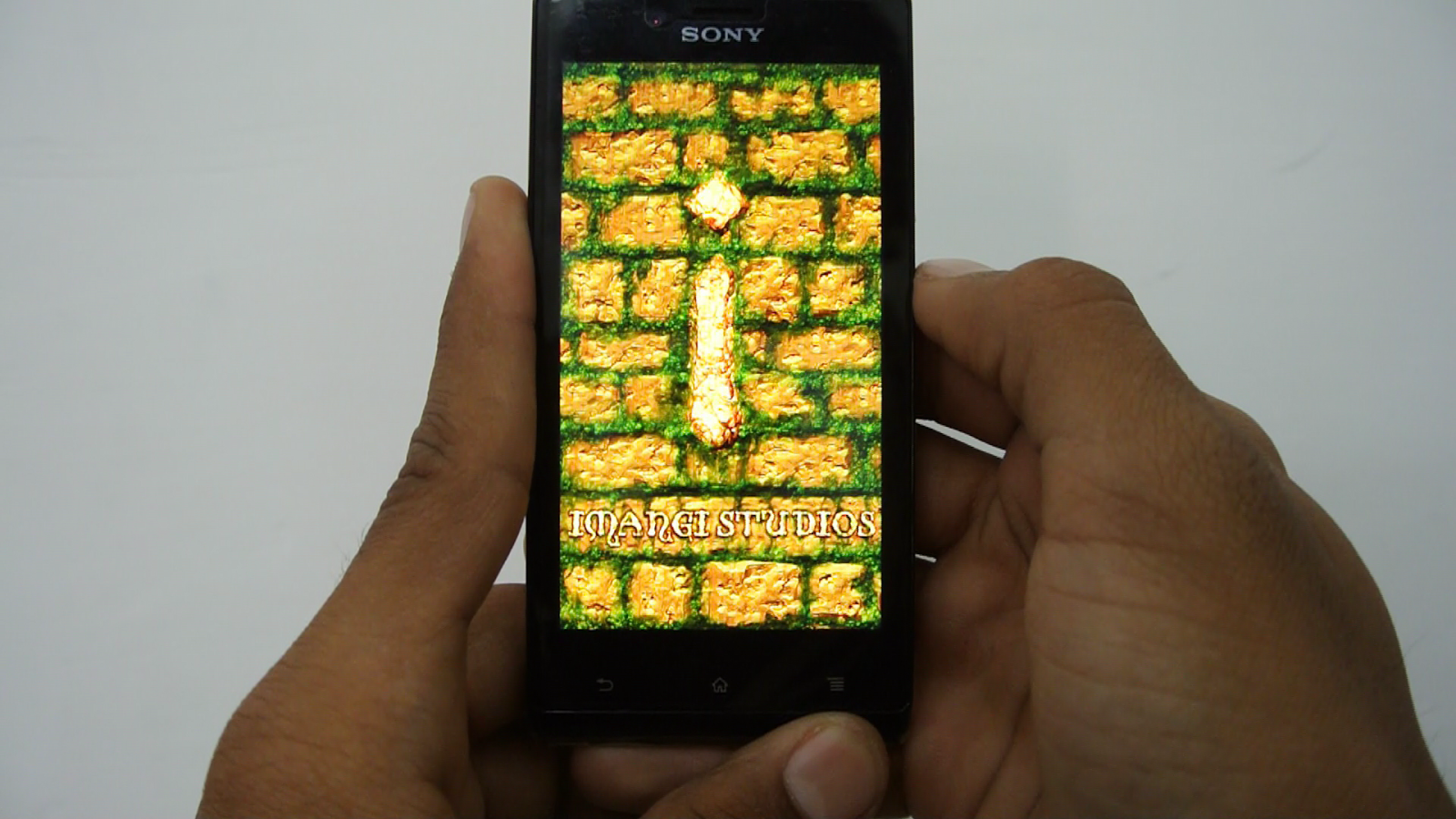 Temple Run APK - SONY Xperia J