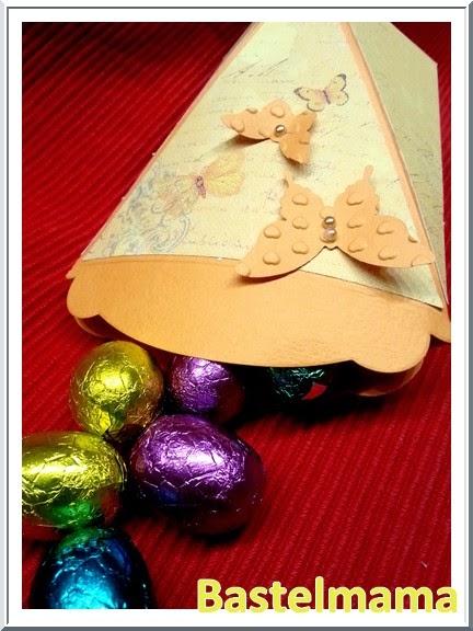 Box, Verpackung, Schmetterling