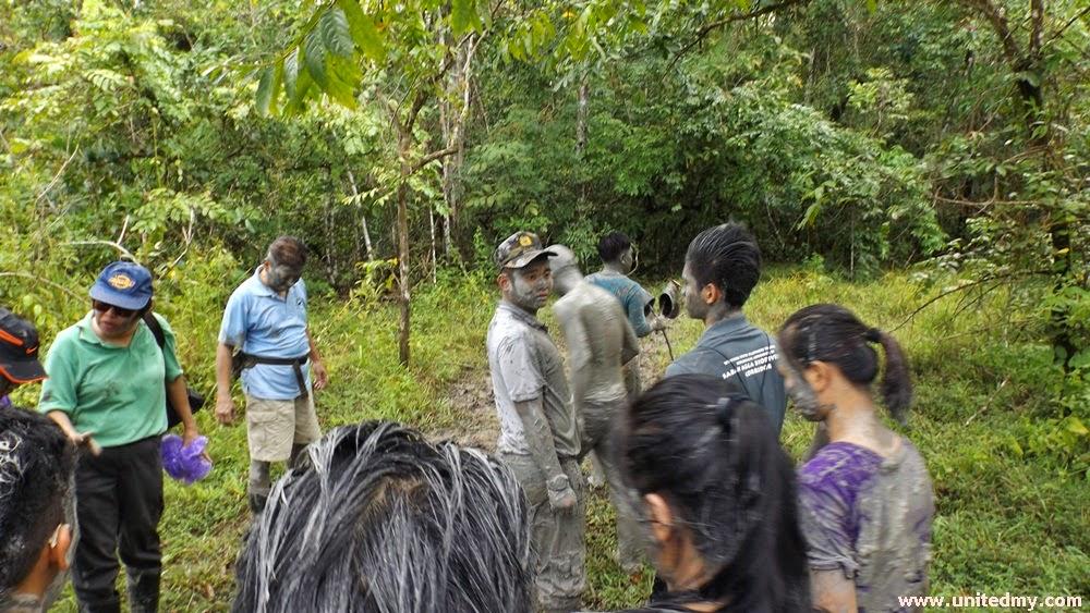 Mud volcanoes Tabin wildlife reserve experience