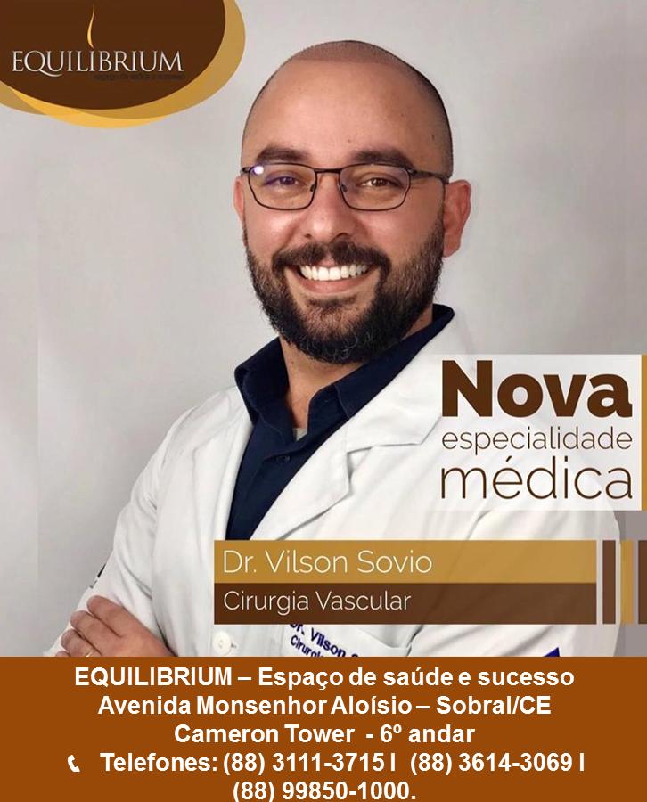 Dr. VILSON MACEDO