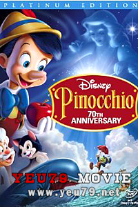 Cậu Bé Người Gỗ - Pinocchio