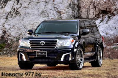 Toyota Land Cruiser Prado новости 977.by
