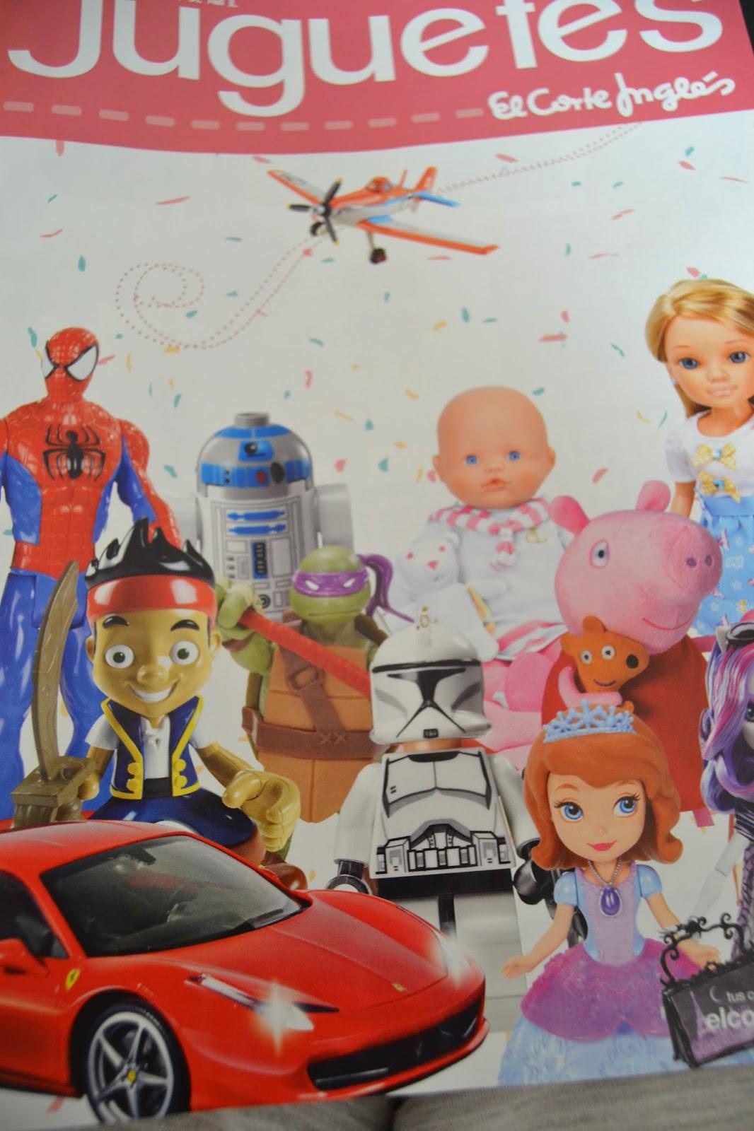 Trendy juguetes el corte ingles trae su nuevo catalogo de - Catalogo de juguetes el corte ingles 2014 ...