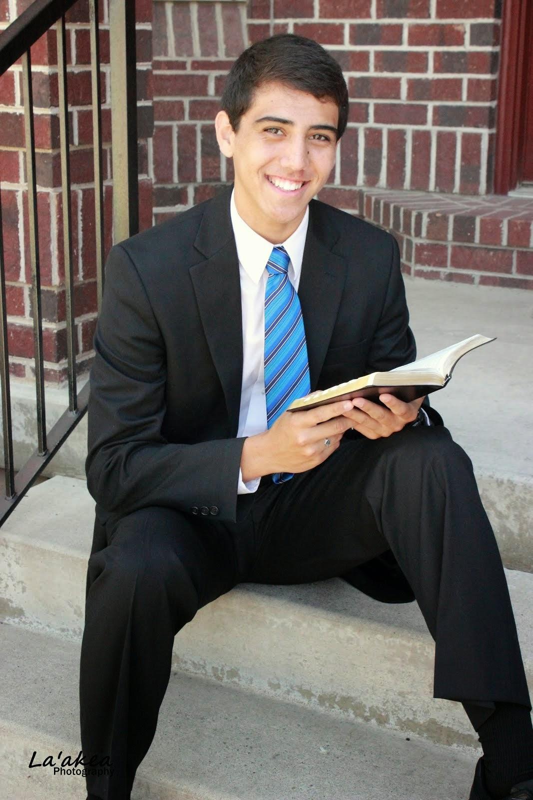 Elder Jordan Mack