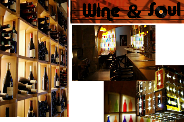 image Le WINE & SOUL à Bordeaux