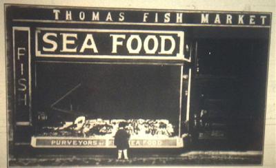 Thomas Fish Market, 1924