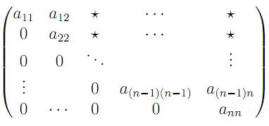Linear Algebra: #14 Leibniz Formula equation pic 3