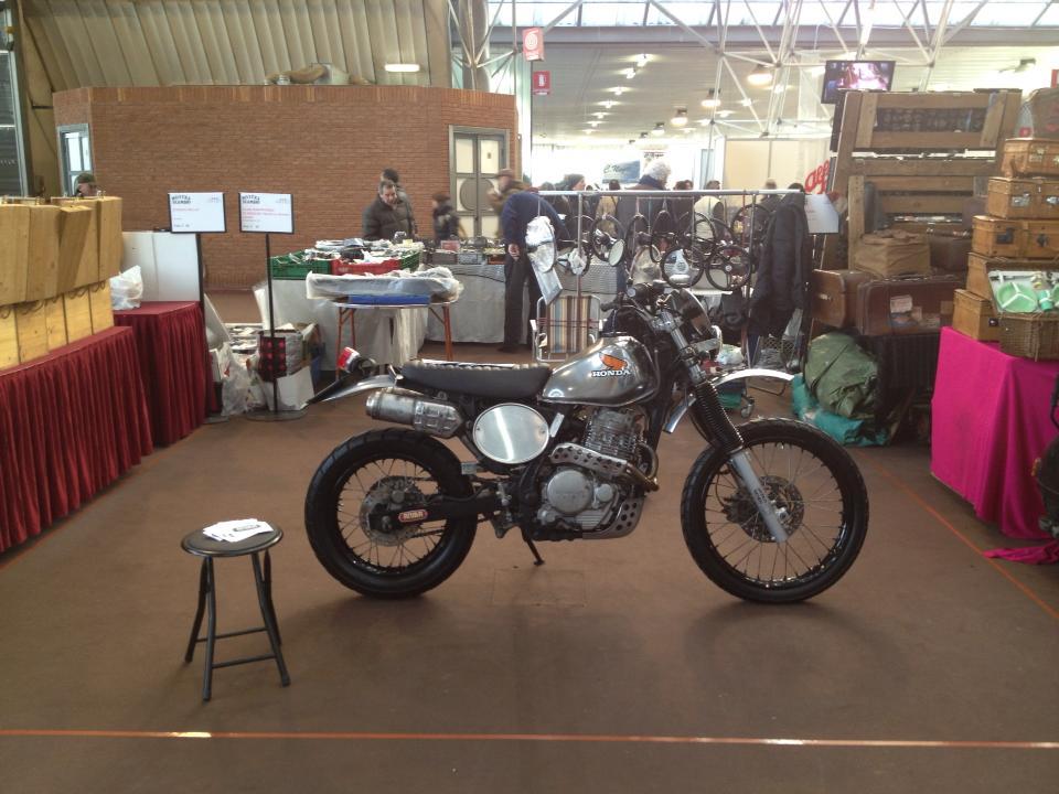 Aniba motorcycles al parco esposizioni di novegro for Parco novegro