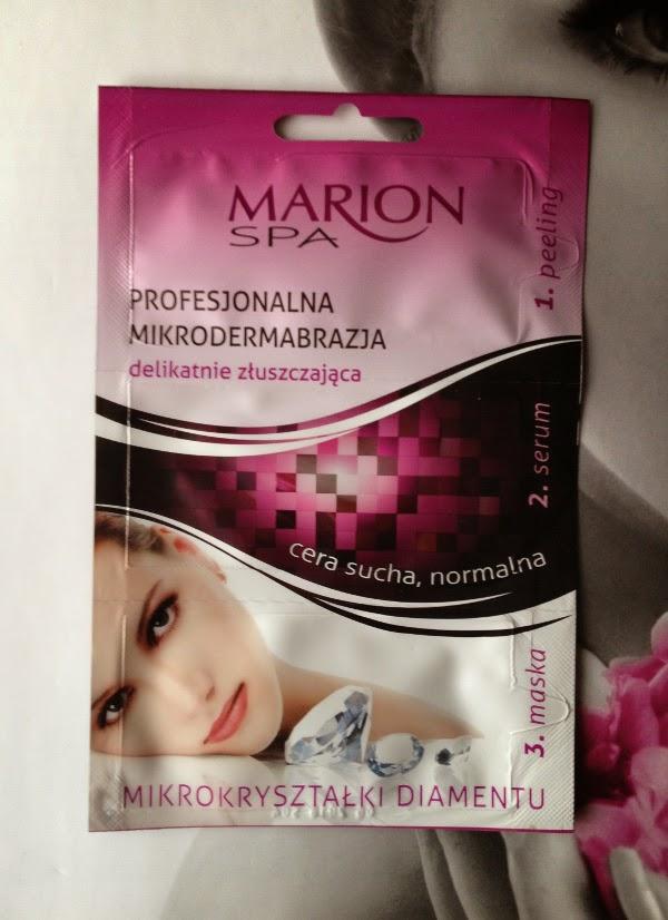 marion spa profesjonalna mikrodermabrazja