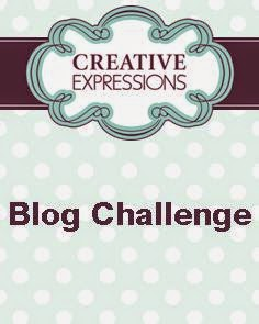 Creative Expressions Monthly Challenge Blog