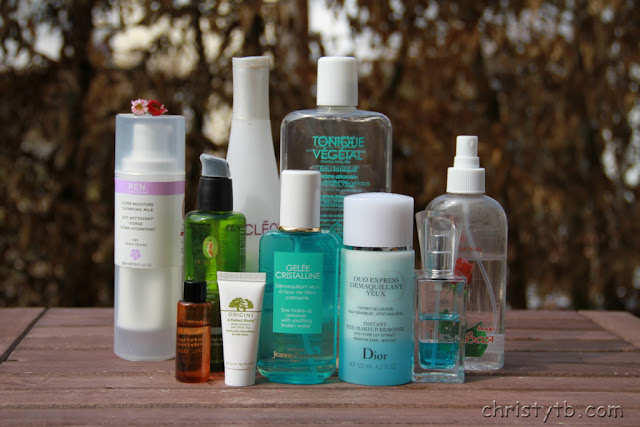 Средства для удаления макияжа, умывания и тонизирования