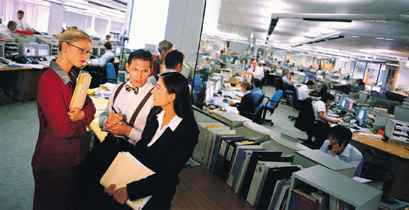 BPS Research Digest: The supposed benefits of open-plan offices do not ...