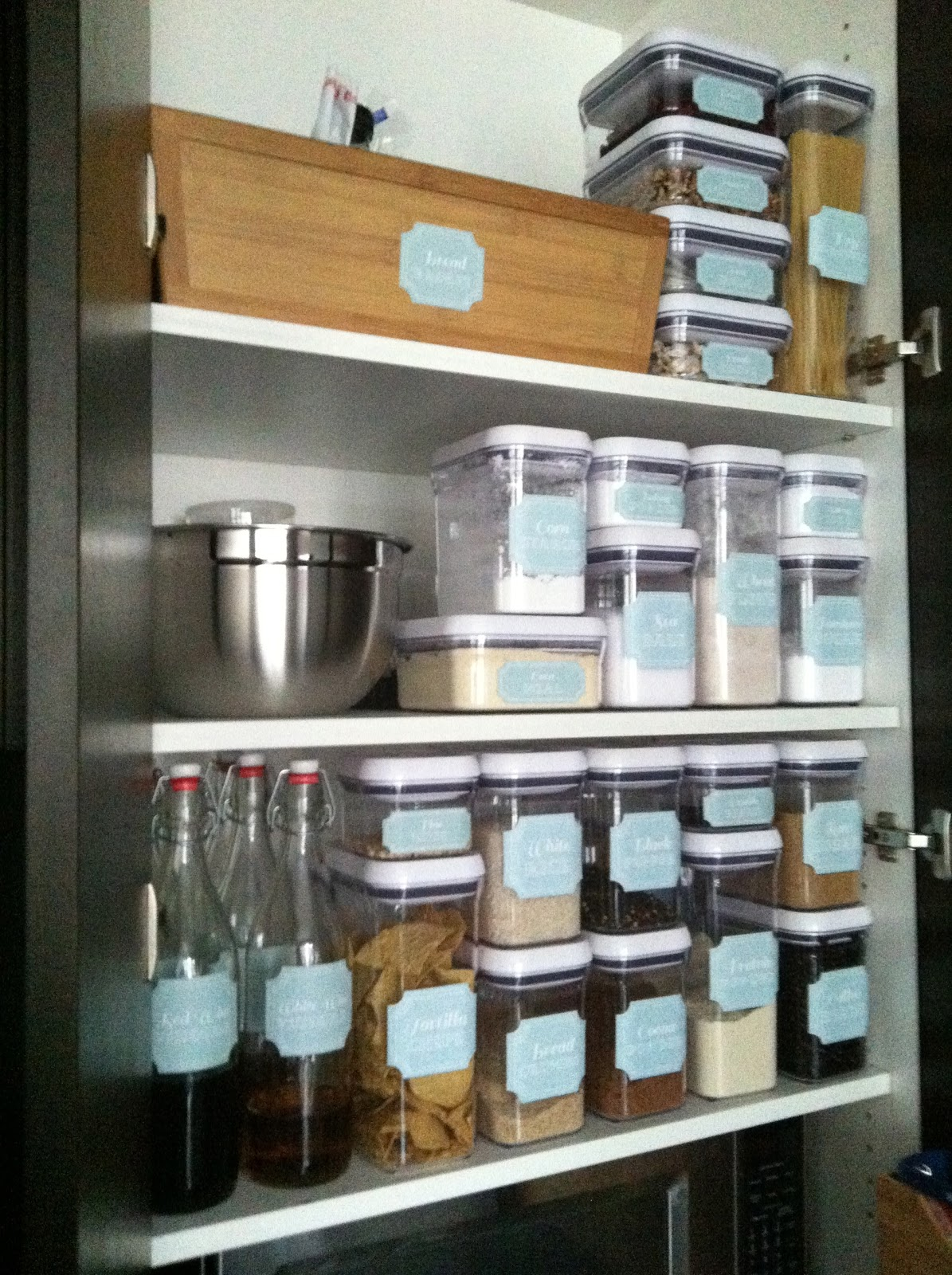Inside Your Pantry The Paper Society