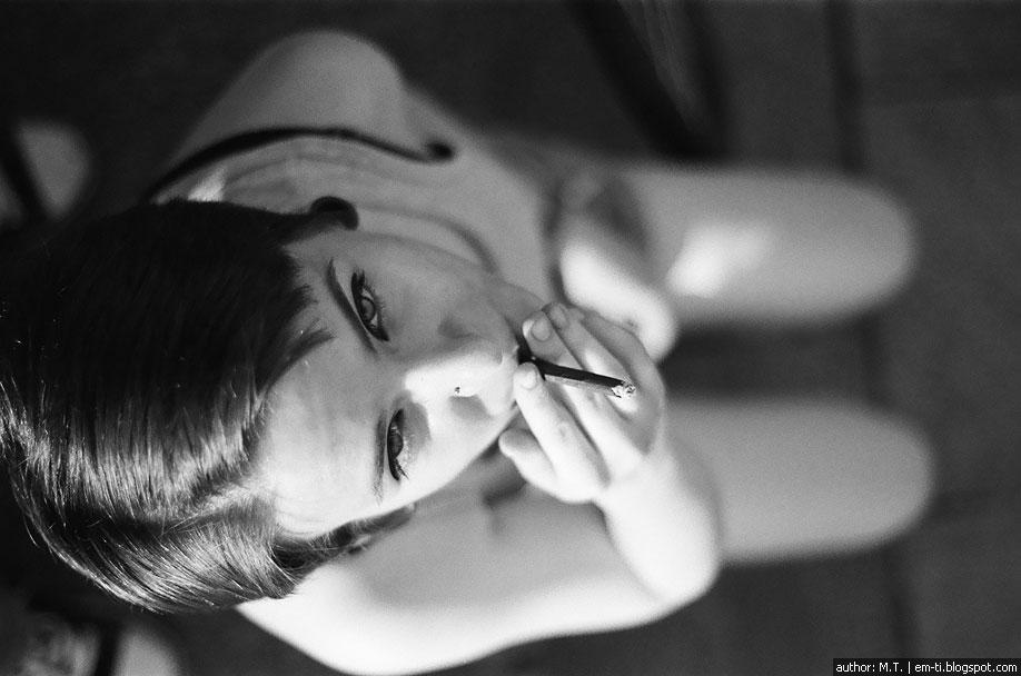 Фото привлекательной девушки Ольги.